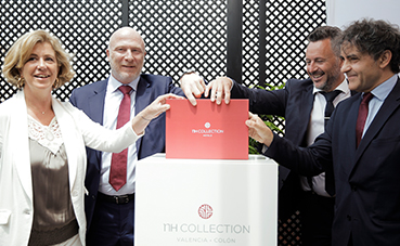 NH inaugura su primer Collection en Valencia