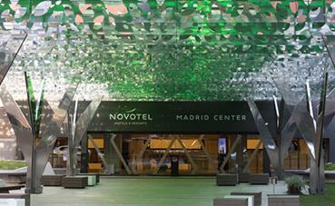 Novotel Madrid Center anuncia los detalles de su gala de Fin de Año