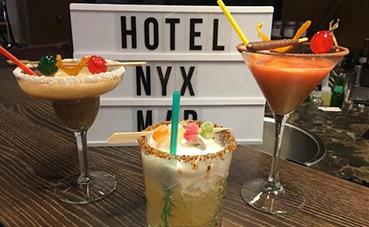 Nyx Hotel Madrid celebra su primera 'Noche de Reinas'