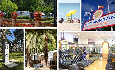 Playa Montroig recibe la nueva temporada con diversas mejoras
