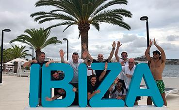 Playasol acoge el final del curso de Ibiza Blau Music
