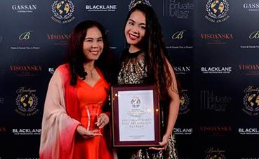Salinda Resort, premiado en los Boutique Hotel