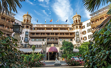 Cinco hoteles Barceló, entre los más lujosos