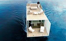Punta de Mar presenta su 'suite' flotante