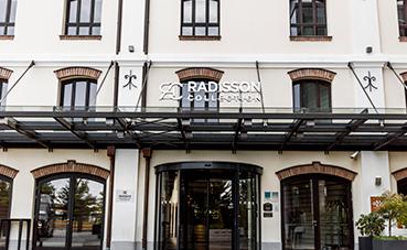 Radisson abre un nuevo hotel en Belgrado