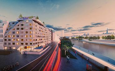 Radisson Red desembarca en la ciudad de Viena