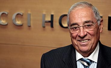 Fallece Rufino Calero Cuevas, presidente de Vincci Hoteles