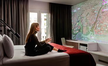 Eurostars reinventa la habitación de hotel con Shine