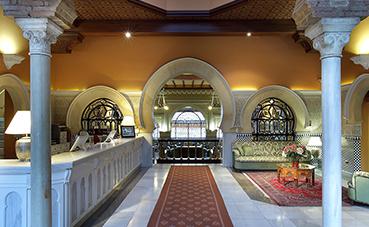 """El Hotel Alhambra Palace da un salto tecnológico durante el """"parón turístico"""""""