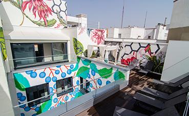 Urvanity Projects convierte Nyx Madrid en un museo