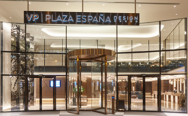 VP Plaza España Design obtiene el certificado Leed Gold