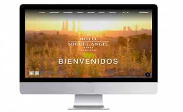 El Hotel Miguel Angel by BlueBay estrena nueva 'web'