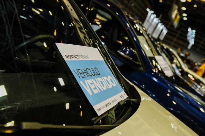 La Feria del Vehículo de Ocasión vende más de 1.000 coches