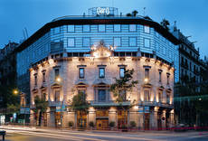 Claris Hotel & Spa.