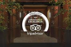 Vincci Hoteles excelencia TripAdvisor.