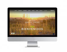Nueva web del Hotel Miguel Ángel.