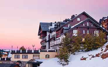 Vincci Selección Rumaykiyya inaugura su temporada de esquí