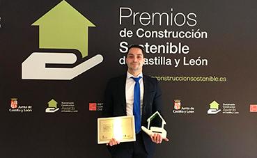 Ilunion gana el Premio de Construcción Sostenible de Castilla y León