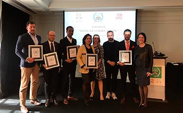 Los hoteles madrileños, premiados por su calidad, profesionalidad y servicio de excelencia