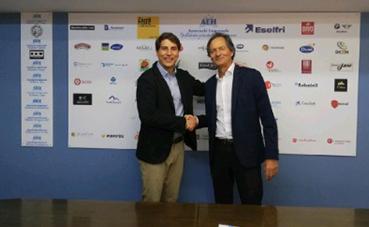 Ostelea firma un acuerdo de colaboración con AEHT