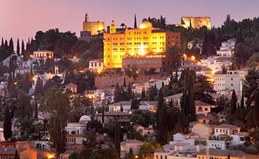 El Alhambra Palace se convierte en 'Hotel Amigo Unicef'