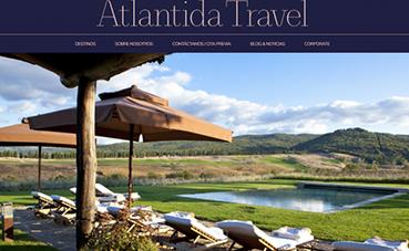 Atlantida Travel reivindica el papel del 'travel curator' en su nueva web