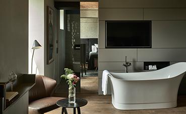 Axor se convierte en socio de la compañía hotelera Design Hotels