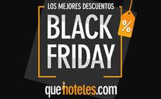Black Friday 2019, hasta un 25% de descuento en las reservas con Quehoteles.com