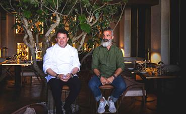 Bless Hotel Ibiza lleva por primera vez la gastronomía de Martín Berasategui a la isla