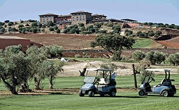 El Hotel La Caminera organiza un torneo de golf