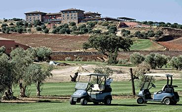 Hotel La Caminera Club de Campo celebra un torneo de golf benéfico
