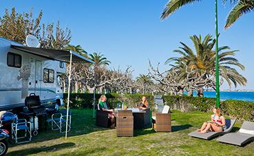 El camping, el lugar donde el distanciamiento social está garantizado