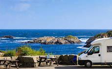 <div>Campings de Cantabria denuncian webs que anuncian áreas ilegales de autocaravanas</div>