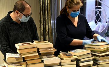 Catalonia Hotels & Resorts reparte 1.700 libros entre los pacientes ingresados en sus hoteles