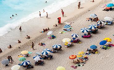 España, el destino elegido por el 75% de los españoles para este verano