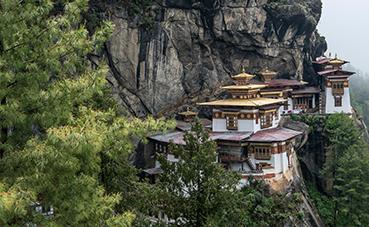 Hoteles.com destaca los mejores alojamientos en Bután, Penzance y Ohrid