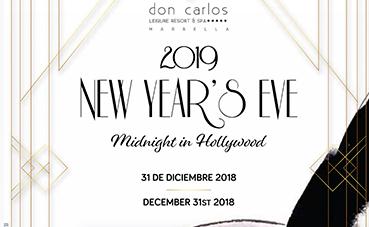 Don Carlos Resort & Spa se prepara para Fin de Año