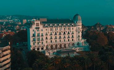 El Eurostars Hotel Real estrena nuevo cortometraje