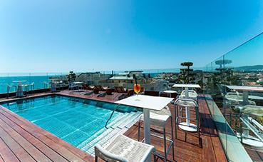 Hotel MiM Sitges, una gastronomía de altura
