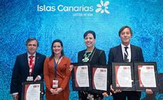 Turismo destaca a GF Hoteles en Fitur como un referente en gestión sostenible
