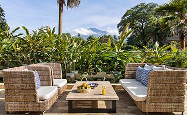 Gran Meliá Arusha redefine el lujo con raíces y sabores africanos