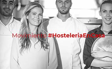 El movimiento #HosteleríaEnCasa crea una plataforma para apoyar y unir a los hosteleros