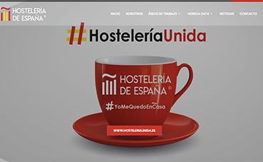 Nace Hostelería Unida, el punto de reunión y ayuda para empresas, autónomos y profesionales del Sector frente al Covid-19