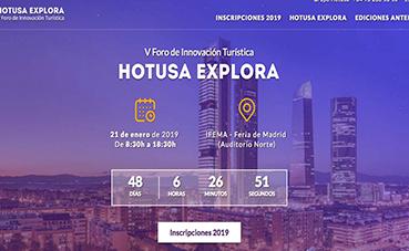 La presidenta del Congreso de los Diputados clausurará la quinta edición de Hotusa Explora