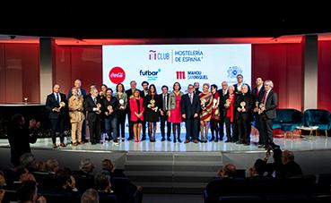 Abierto el plazo de inscripción para los Premios Nacionales de Hostelería 2020