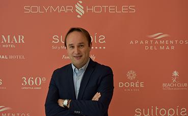 José Vicente Soler, nuevo director financiero de Sol y Mar Hoteles