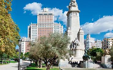 Tenerife y Madrid, dos de las sedes del programa internacional JSF Travel & Tourism