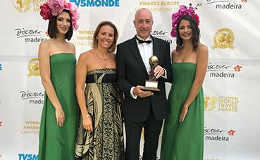 La Finca Resort premiado como 'Mejor Hotel de Deportes en los World Travel Awards 2019'