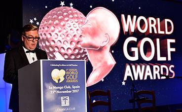 La Manga Club celebra este fin de semana los World Golf Awards 2018
