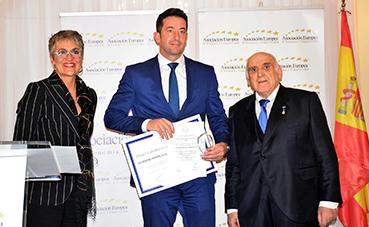 Les Roches Marbella recibe el Premio Europeo de Calidad Empresarial